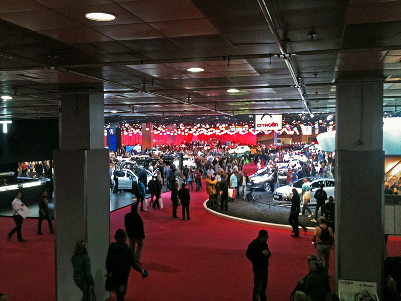Automobilsalon Paris