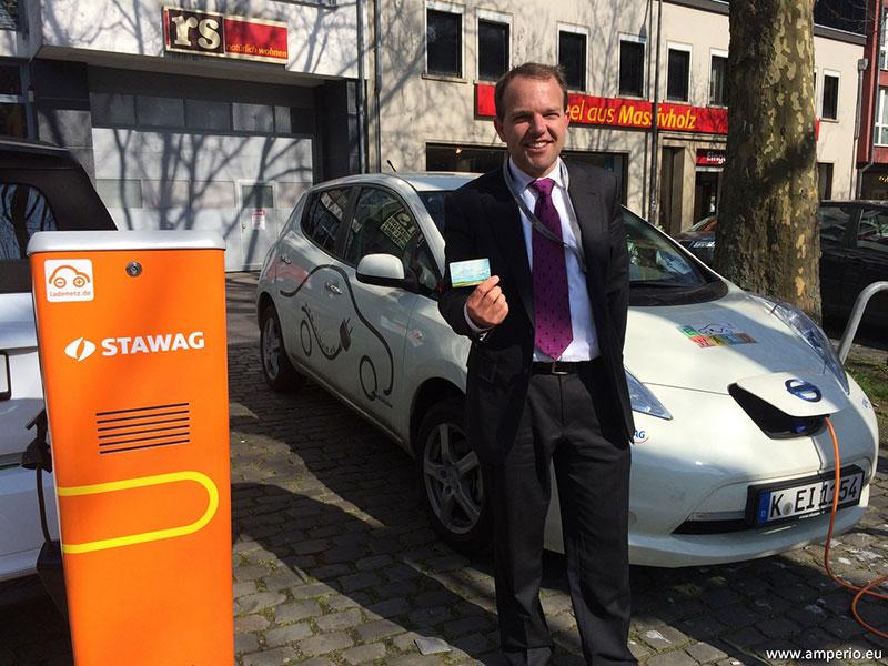 5. die STAWAG in Aachen und 48 weitere Stadtwerke kooperieren mit ladenet.de, so dass nur eine RFID Identifikationskarte Bundesweit notwendig wird.