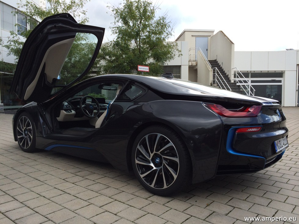 playstation bmw i8 amperio. Black Bedroom Furniture Sets. Home Design Ideas