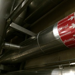 Energieeffizienz mit Abdampf