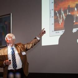 Bewegender Vortrag zu Ressourcen von Franz Alt