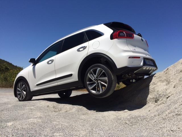 Hybrid SUV mit Go-Cart feeling – neuer Kia Niro