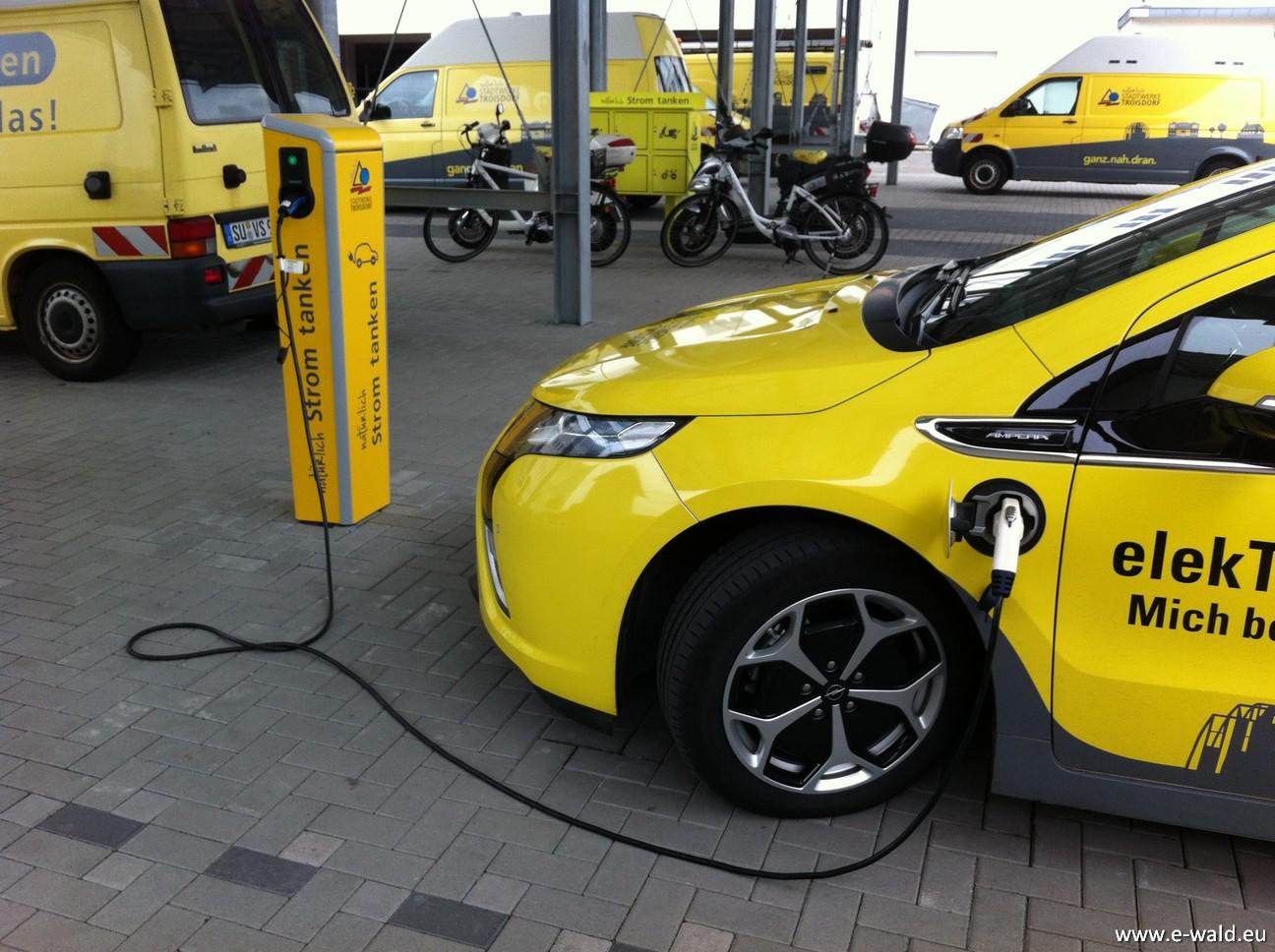 Hybrid, Plug-in Hybrid oder doch 100% elektrisch? - amperio